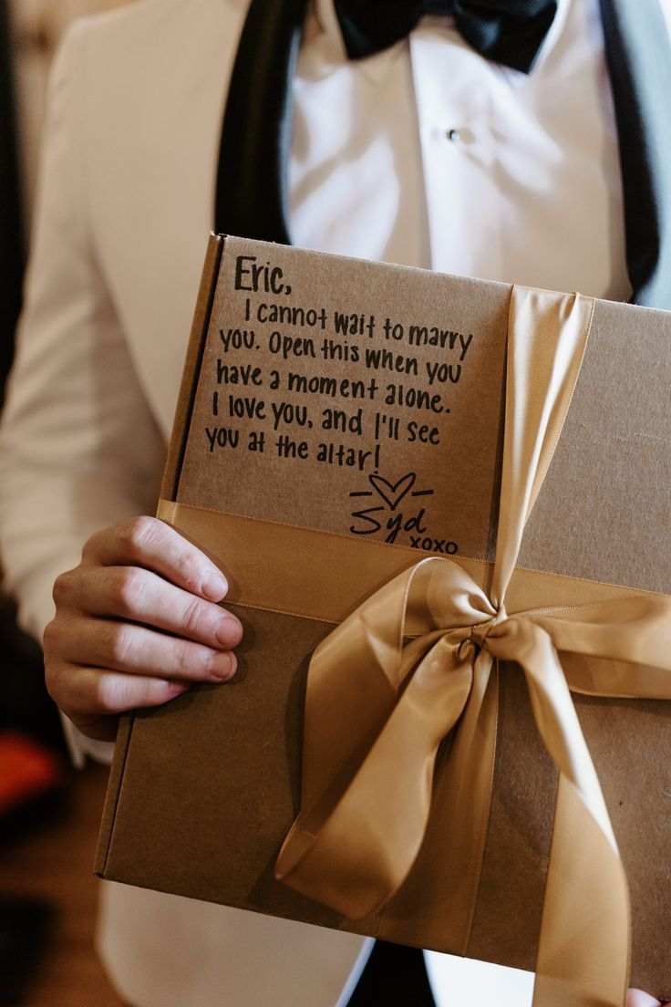 Gift For The Groom Gift From Bride To Groom Unique Wedding Day Ideas Wedding Inspirati Wedding Day Groom Gift Wedding Day Gifts Wedding Gifts For Bride
