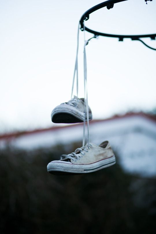 When in doubt, chose CONVERSE ALL STAR  Find them at Officine Concept!