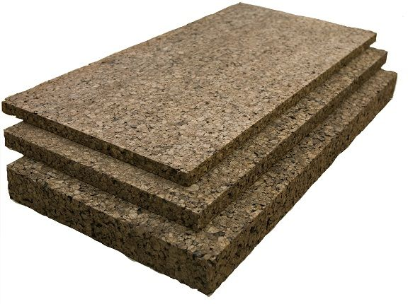 Semi Rigid Insulation Cork Sheets 2 Inch Thick Jelinek Cork Cork Sheet Insulation Materials Green Insulation