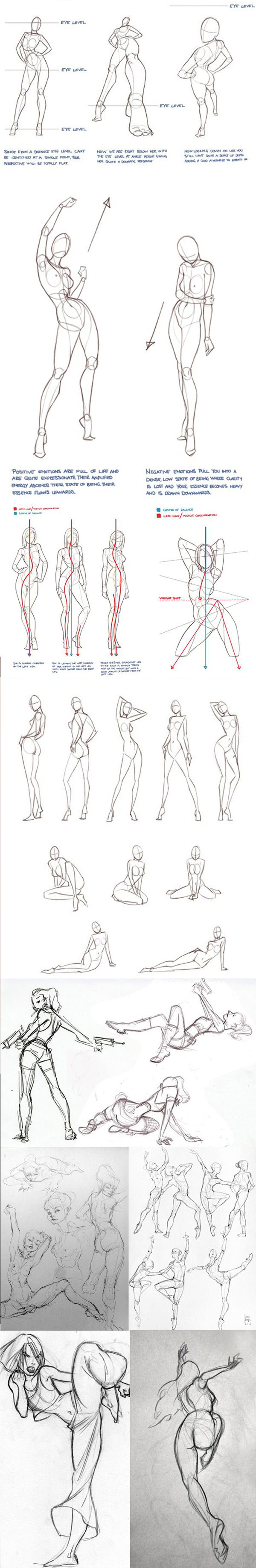 collect | Anatomy, Poses,... | Pinterest | Drawing poses, Drawing ...