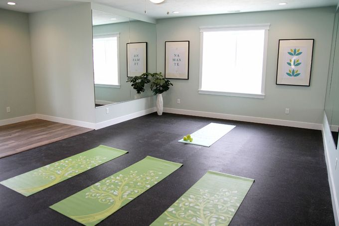 Yoga Room Colors sherwin-williams sea salt sw 6204 | paint colors | pinterest
