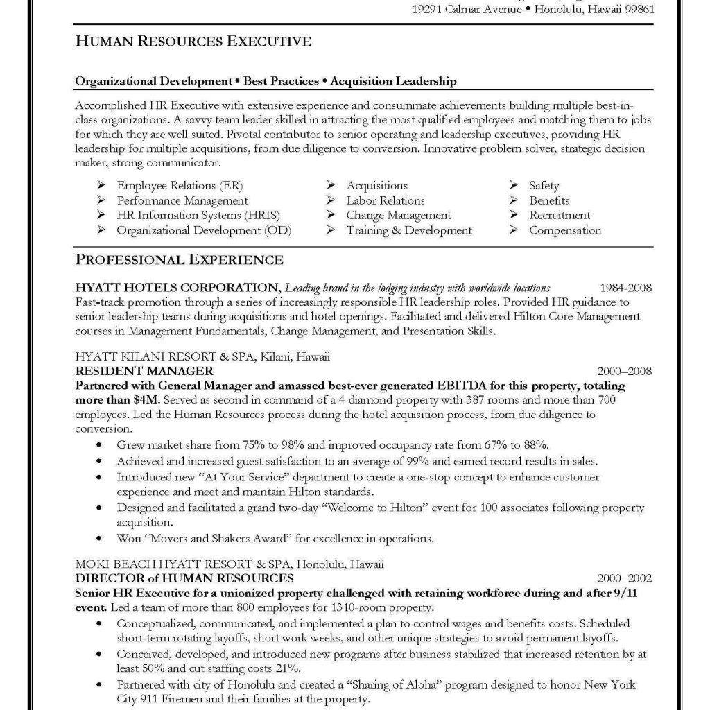 68 Elegant Photos Of Resume Profile Examples Information