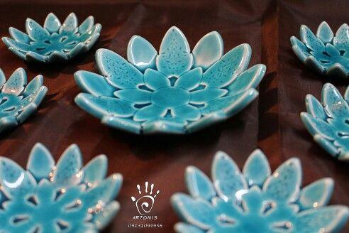 Handmade plate  Iranian handicraft isfahan_iran https://instagram.com/artonis_ceramic/ mobile: +989131094956