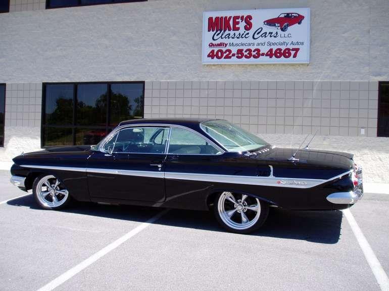 1961 Chevrolet Impala Bubble Top For Sale In Blair Nebraska