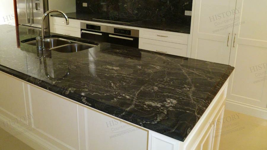 Black Granite Countertops Cosmic Black Granite Countertops