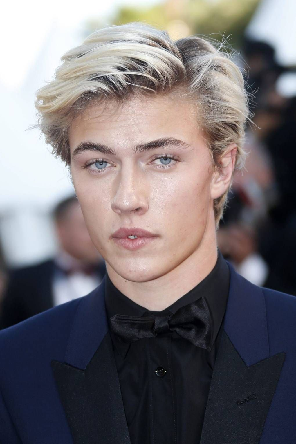 Going Blond Here Are 13 Men Who Got It Right Lucky Blue Lucky Blue Smith Blonde Guys
