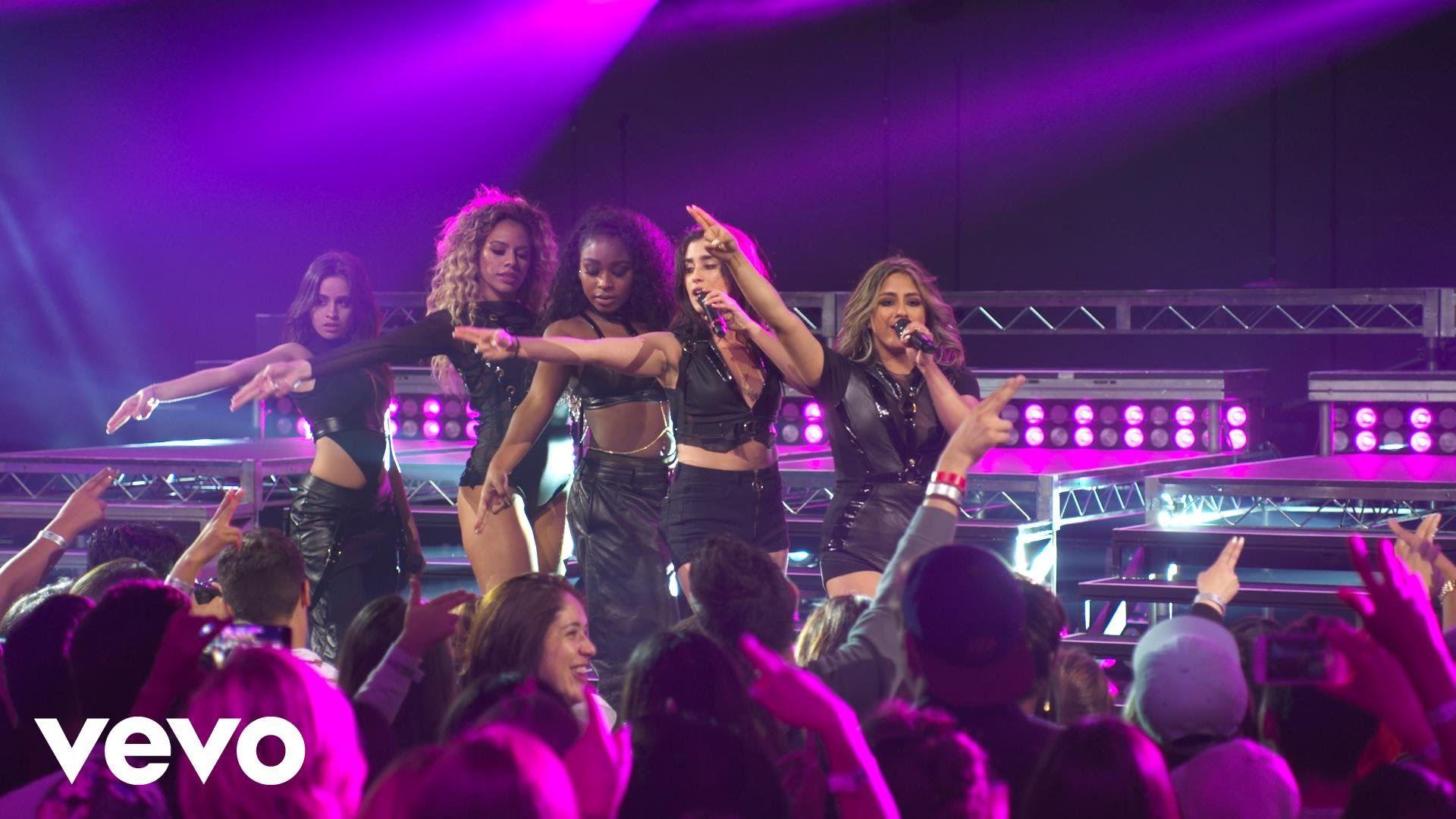 Fifth Harmony Bo Live On The Honda Stage At The Iheartradio Theater Fifth Harmony Harmony Songs Harmony