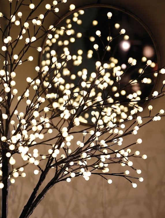 Led Cherry Blossom Tree Led Tree Light Decorations Led Garden Lights
