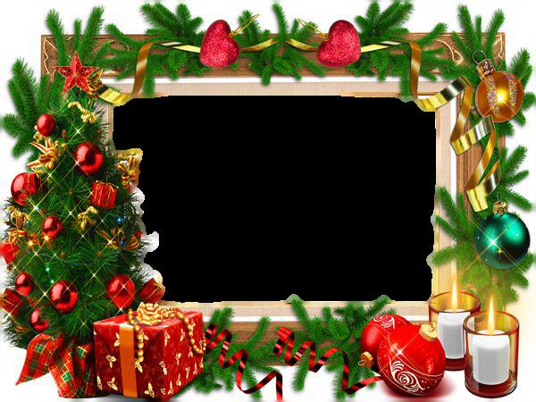 Molduras Natal Flores De Natal Quadros De Natal