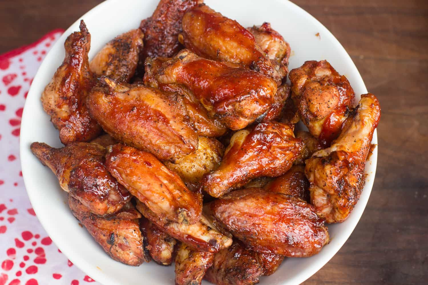 How Long To Smoke Chicken Wings Using Electric Smoker Pellet Smoker Charcoal Or Other Wood Smoker Bbq Chicken Wings Chicken Wing Recipes Smoked Food Recipes