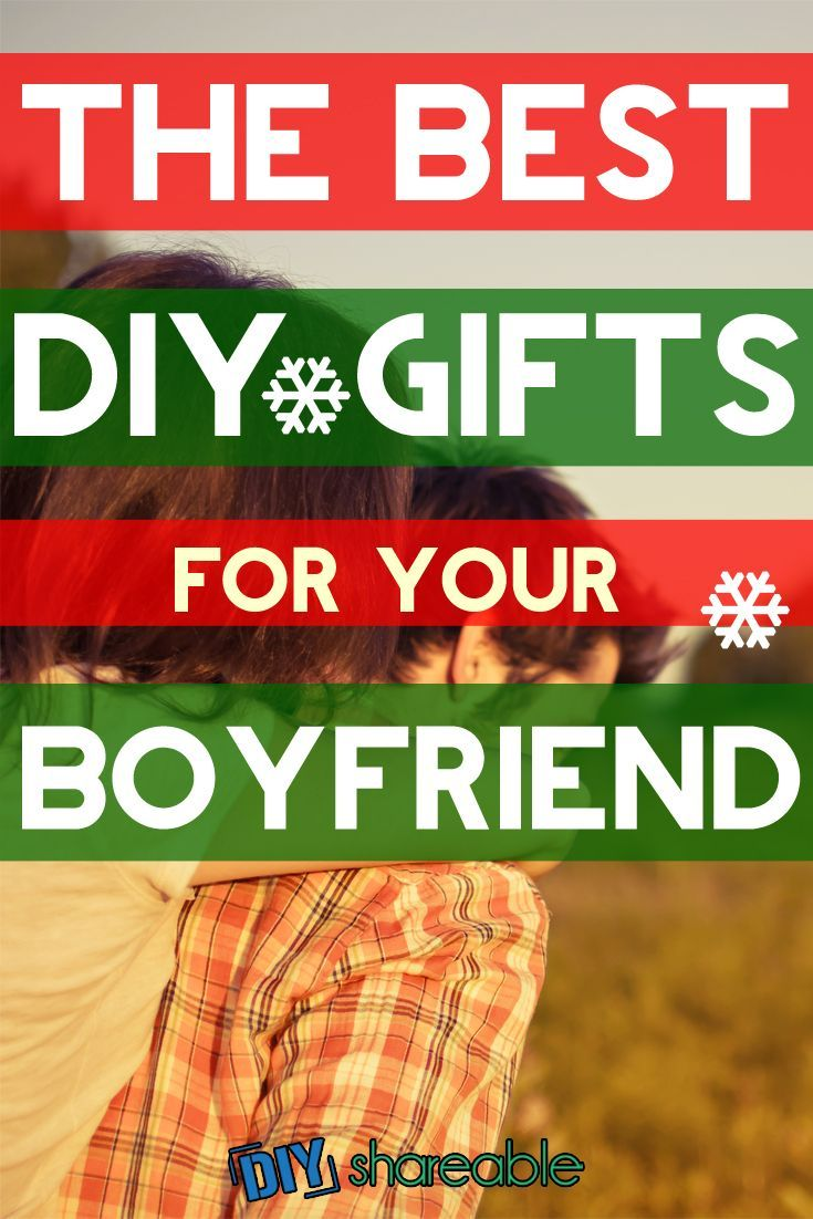 what to buy your boyfriend just because