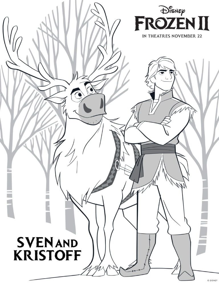 Free Printable Frozen 2 Coloring Pages And Activity Sheets Frozen Coloring Pages Frozen Coloring Cartoon Coloring Pages