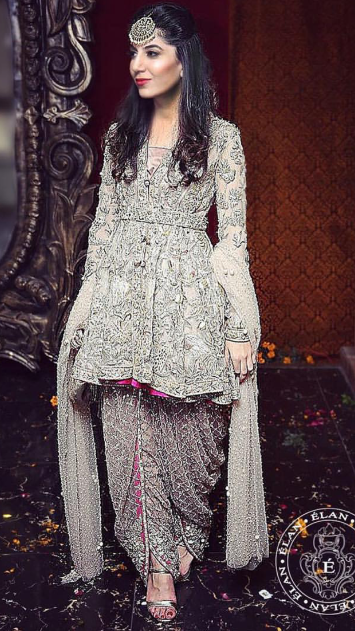 e36526d245 Elan Pakistani couture Patiala. Elan Pakistani couture Patiala Pakistani  Wedding Outfits, Latest Pakistani Dresses ...