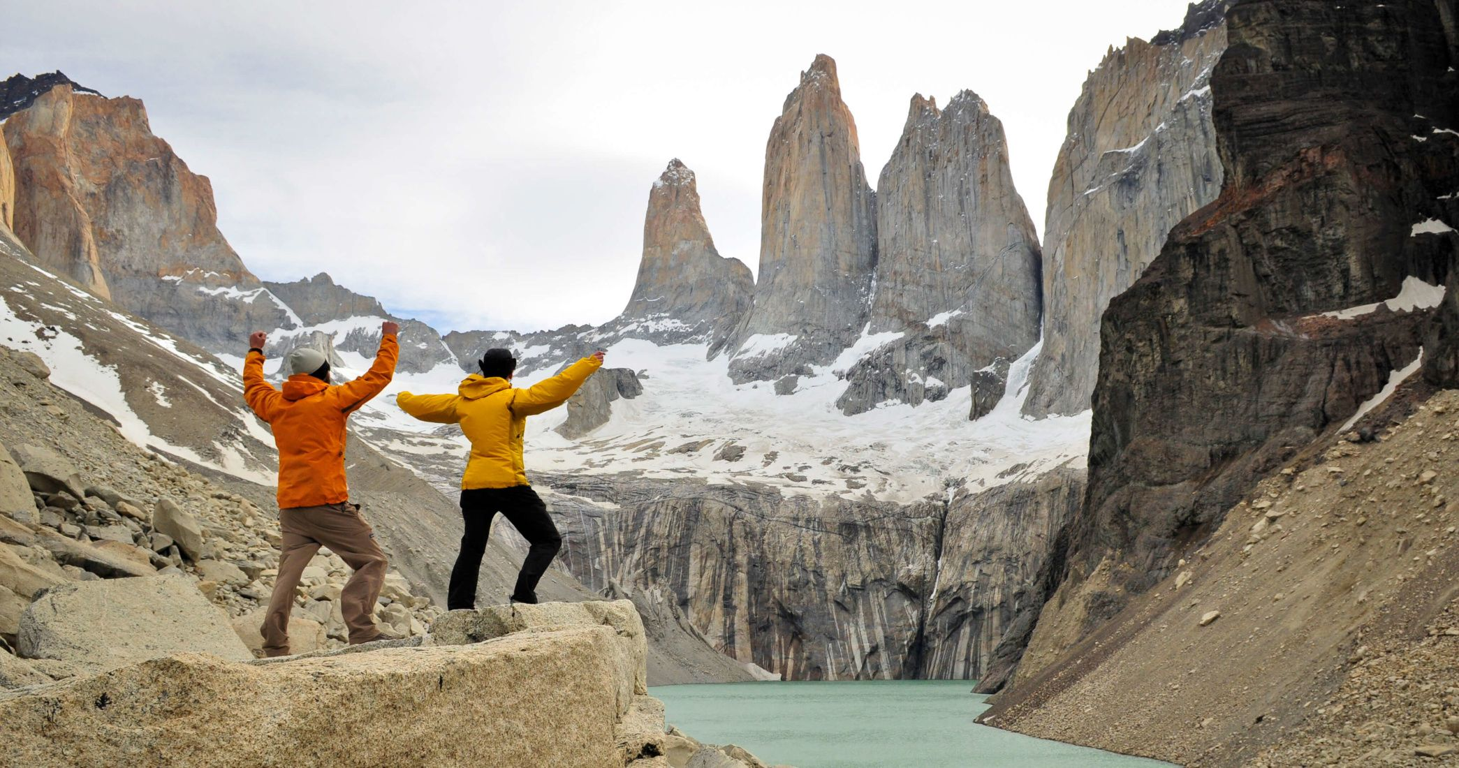 Circuito W : Patagonia w trek refugios k pictures k pictures full hq