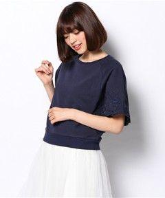 Banner BarrettのカットワークPO(Tシャツ/カットソー)です。こちらの商品はZOZOTOWNにて通販購入可能です。