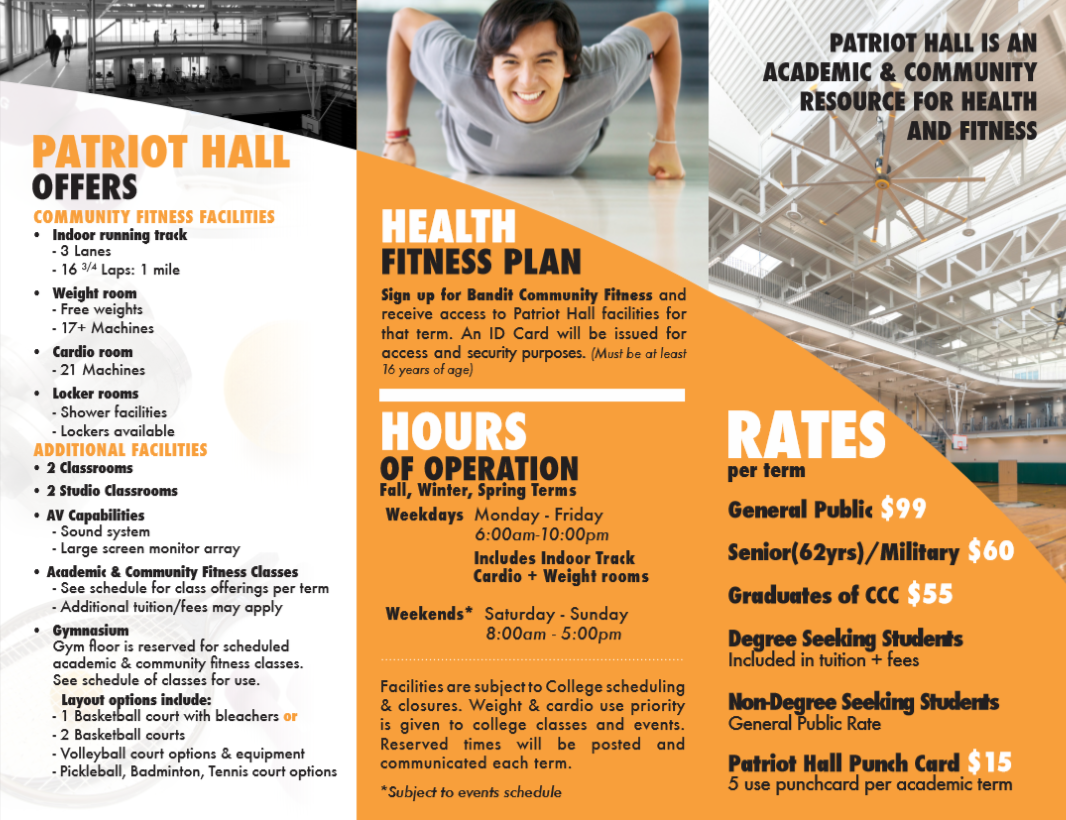 Three Months Of Bandit Community Fitness At Patriot Hall