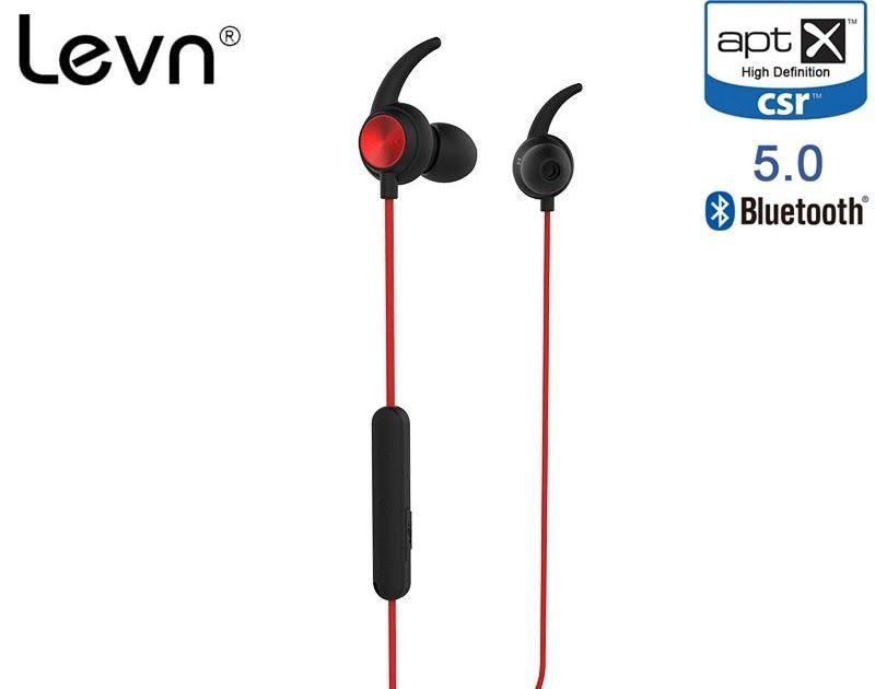 88afed25de6 Big Discount Levn Bluetooth 5.0 Earphone Aptx HD Wireless Headset CSR8675  Casque Audio Stereo kulakl k