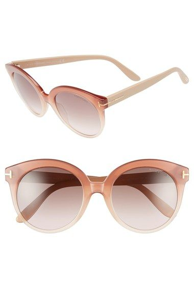 f954cb27d8 Tom Ford  Monica  54mm Retro Sunglasses available at  Nordstrom