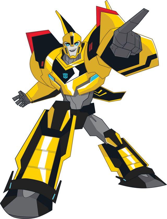mewarnai gambar robot transformers  ide warna warni