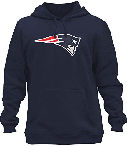 Mens Athletic Football Patriots Pullover Hoodie Navy XL     You can find  out more details at the link of the image. 633d18258