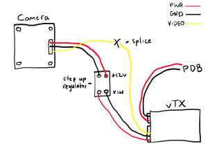 FPV Wiring Diagram | Race Quads (Drones) and Mini Multis ... on