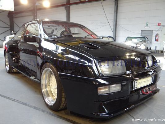 Ford Sierra Thunder Saloon 85 1985 For Sale Ford Sierra Ford Rs Aston Martin Cars