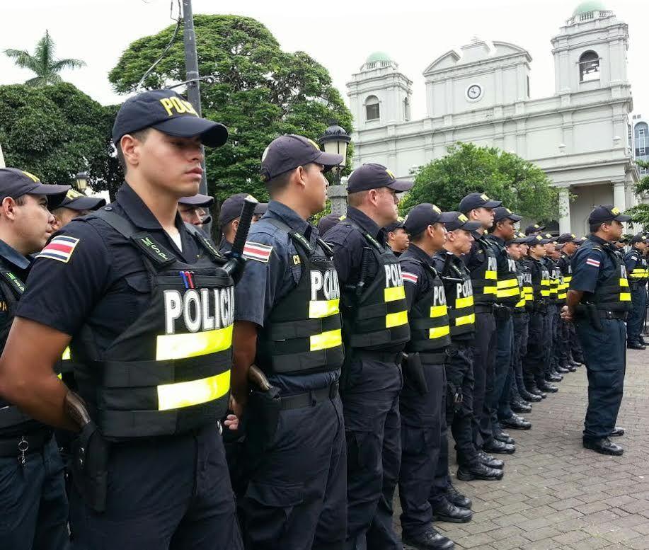 120 policías cuidarán de los aficionados el domingo en Tibás
