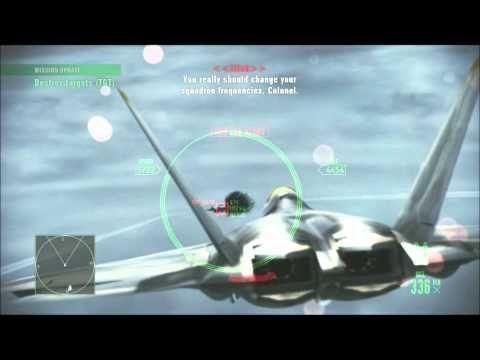 Walkthrough Ace Combat Assault Horizon Mission 15 Hurricane
