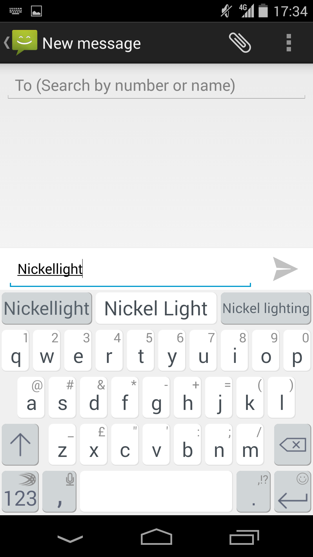 Nickel Light an alternative to Nickel, with a soft gray