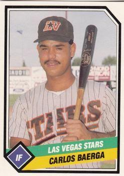 Las Vegas Stars Baseball The Trading Card Database