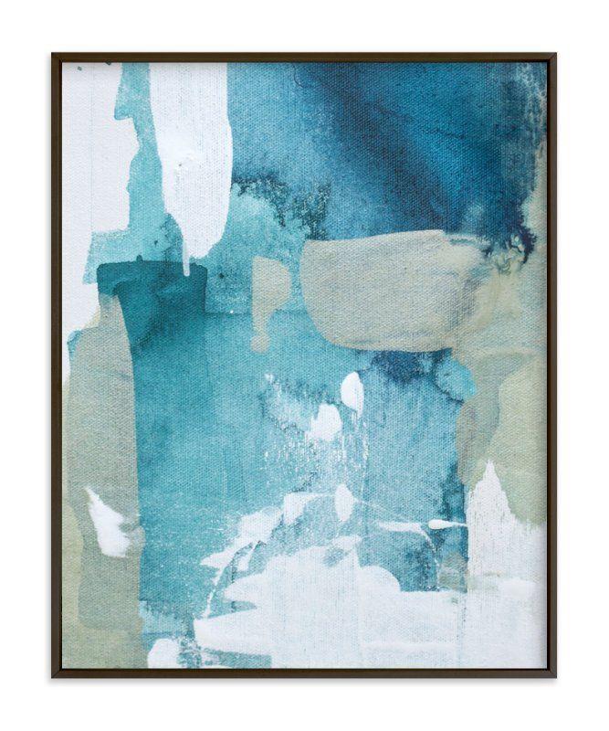 Sea Glass No 1 Art Print Wall Art Prints Art Prints Abstract