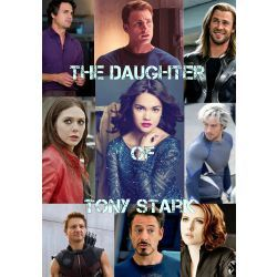 The Daughter of Tony Stark in 2019 | Fangirl | Avengers story