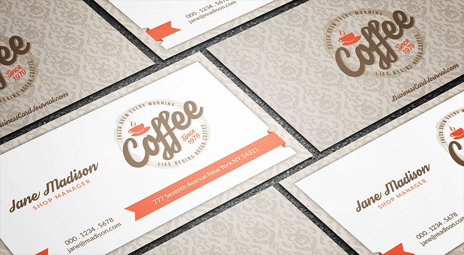 Free elegant vintage cafeteria business card template more at free elegant vintage cafeteria business card template more at designresources reheart Choice Image
