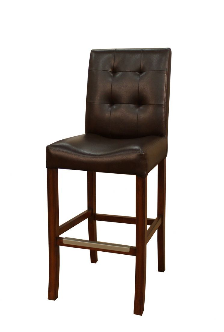 Hancock Stool In Suede With Eggplant Leather Bar Stools Stool Leather Bar Stools