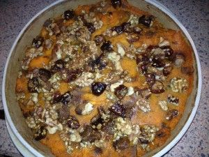 Sweet Potato Casserole--Wicked Good!