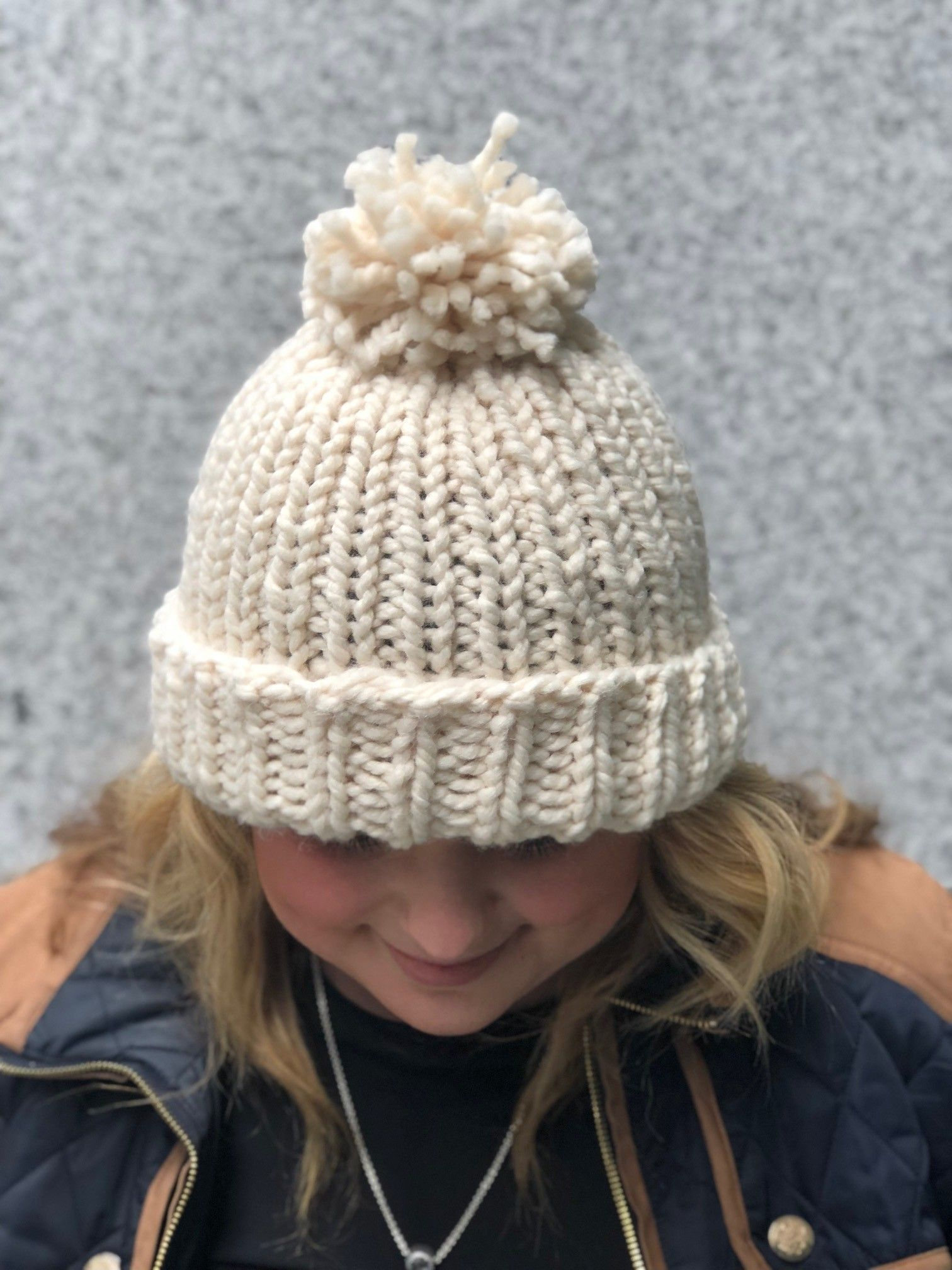 Gold Medal Knit Hat - Chloe Kim hat  68819c8659f