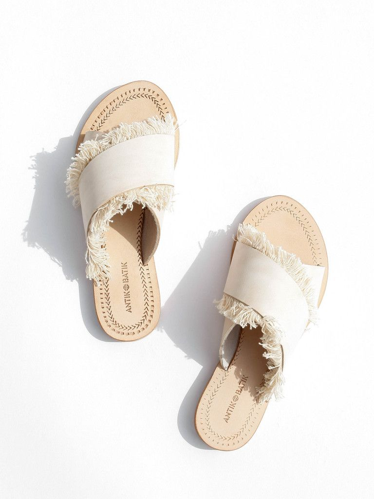 Nude Sandal Alba En Shoes Batik Antik Schoenen Schoenen Dames qgtwfxx