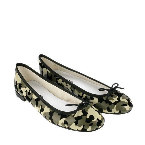 f00b4809c104 Repetto camouflage ballet flats