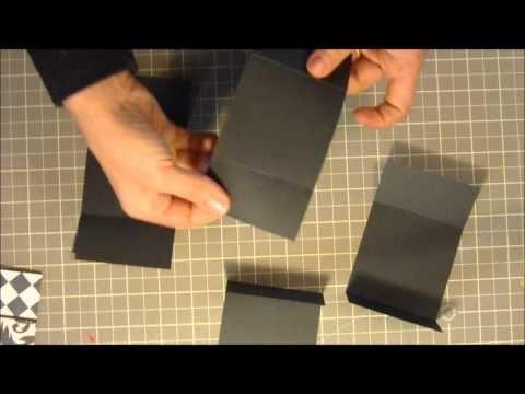 Never Ending Card Video Tutorial Card Tutorials Card Making