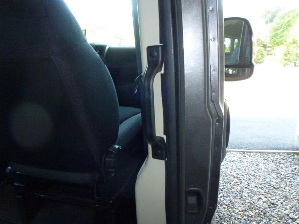 6 Grab Handle For Sliding Door Install Ram Promaster Forum In 2020 Door Installation Sliding Doors Installation