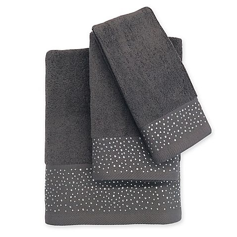 Twilight Collection In Grey Bath Towel 17 99 Hand Towel 13 99