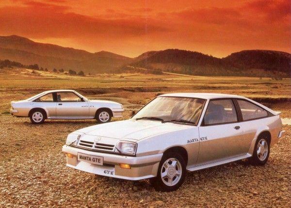 Opel Mantas Opel Manta Classic Cars Cool Car Pictures
