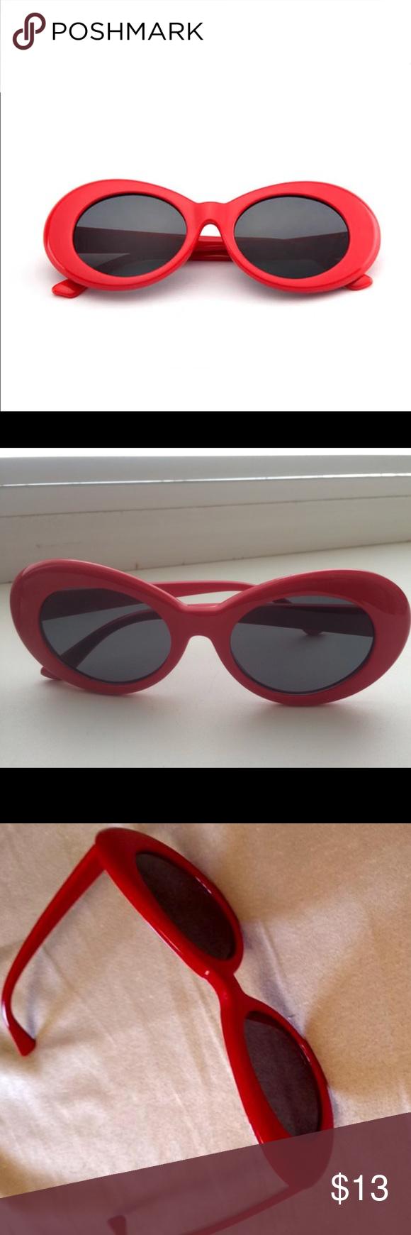Red Fashion Glasses Glasses Fashion Red Sunglasses Red Fashion