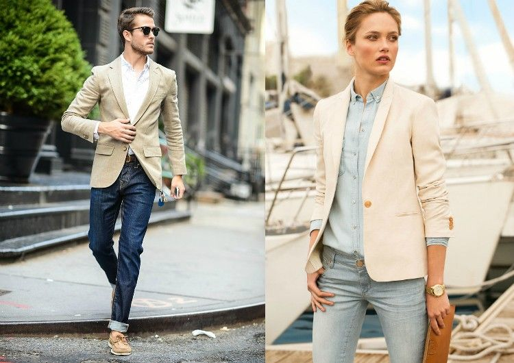 Smart Casual Look – Was ist beim Dresscode zu beachten