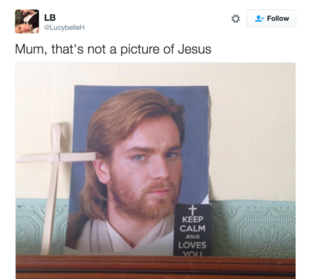 When This Mother Worshiped The Wrong God Star Wars Humor Star Wars Jokes Funny Snapchat Pictures