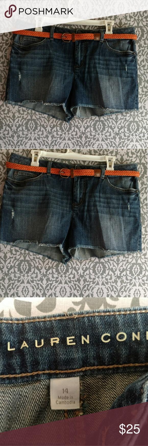 LC Lauren Conrad Shorts   Clothes design, Fashion, Lc