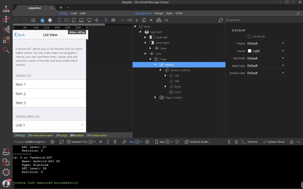 Wappler Pro 2.1.5 Cracked The Visual Web App Creator