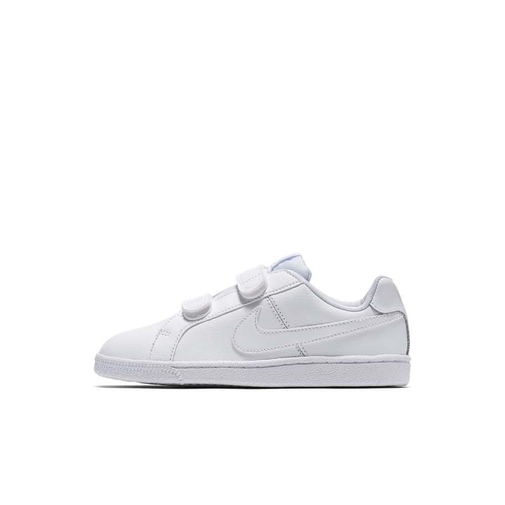 new styles 86418 66212 Nike NikeCourt Royale Little Kids Shoe Size