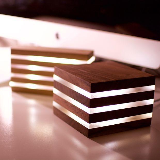 Lovely Modern LED Desk Lamp...Powered By 5V USB