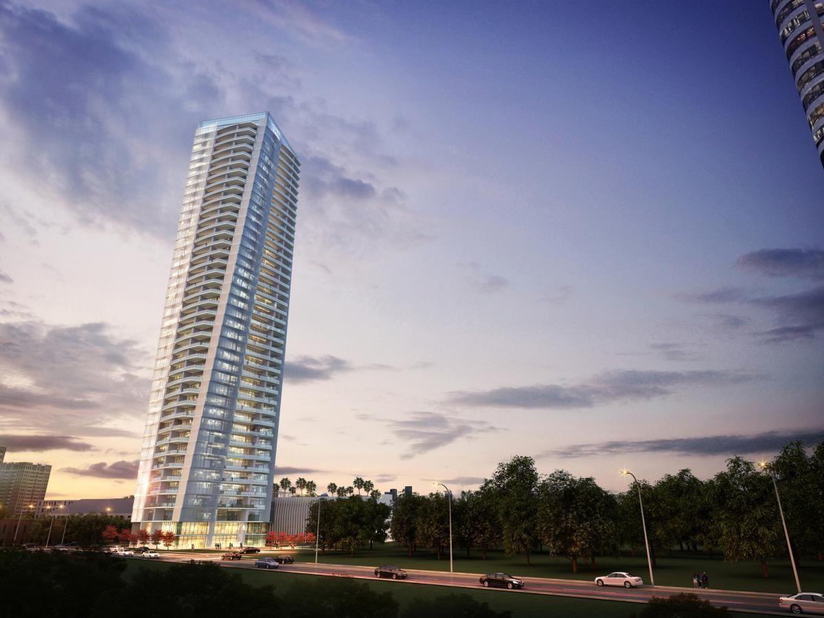 Helix Tower Developer Tema Development Architect Corgan Type Residential Of Floors 42 Start Date Arquitectura Panama